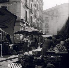 Plaza San Miguel (1955) - Madrid (Spain)