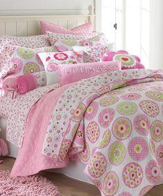 Another great find on #zulily! Wonderland Quilt Set by Levtex Home #zulilyfinds