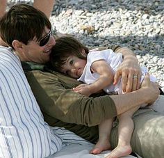 cute suri and tom