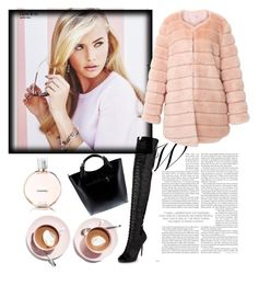 Trends by maki007 on Polyvore featuring polyvore fashion style Carvela Massimo Castelli Chanel Martha Stewart clothing