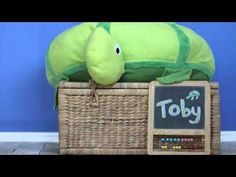 Bumpidoodle toy: go behind the scenes with Toby Turtle! #bumpidoodle