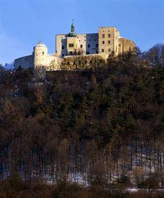 hrad Buchlov, Czech