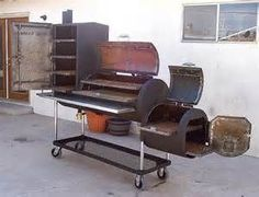 Image detail for -... Potbelly Smoker - Submit an Entry: Show off your Custom BBQ Smoker