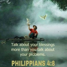 Yes! The blessings Jah provides are so much greater than any problem...