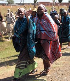 The Basotho people also known as Sotho, are Bantu people of the Kingdom of Lesotho (lusō'tō), an enclave within the Republic of South Africa.