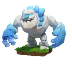 Clash Of Clans Troops, Coc Clash Of Clans, Clash Of Clans Game, Clas Of Clan, Carl Y Ellie, Ice Monster, Goku Drawing, Games, Lord Of The Rings