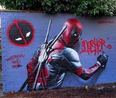 Prawdziwa sztuka na murach, ale zawsze ktoś ją nazwie wandalizmem - Joe Monster