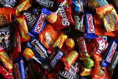 Do: Get a lot of candy today.