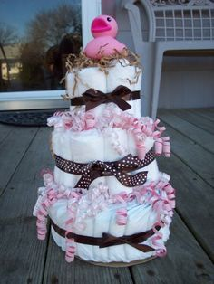 Baby Shower Ideas for Girls On a Budget | Crafter on a Budget: DIY Baby Shower Gift Ideas