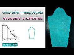 Como tejer SISA. Tejido con dos agujas. Cómo hacer los cálculos # 605 - YouTube Baby Knitting Patterns, Knitting Stiches, Knitting Videos, Knit Fashion, Crochet Clothes, Knit Crochet, Athletic Tank Tops, Stitch, Sewing