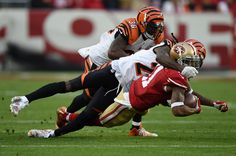 Quinton Patton Photos - Cincinnati Bengals v San Francisco 49ers - Zimbio