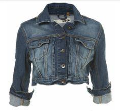 Best Find Of The Day: A $60 Topshop Denim Jacket Tops Off Spring Dresses
