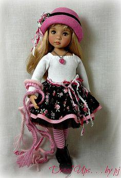 Semi Sweet Treat for Effner Little Darlings   by Dress*Ups by pj