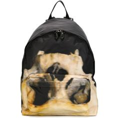 4508e2033547 Shop Givenchy skull print backpack in Mantovani from the world s best  independent boutiques at farfetch.