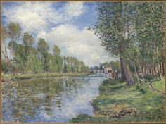 Born on this day in 1839, Alfred Sisley is often overshadowed by his more famous contemporaries, but he was a dedicated and thoughtful painter who played an important role in the development of Impressionism. He championed painting outdoors, where he...