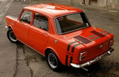 1973 Simca 1000 Rallye I
