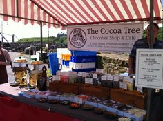 The Cocoa Tree in Crail Food Festival 2011