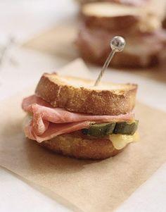 Cuban Sandwichescountryliving