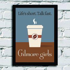 Poster | Gilmore Girls