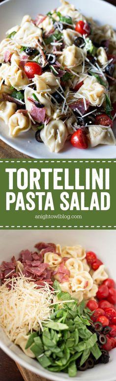 Tortellini Pasta Sal