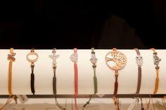 Kurshuni bracelets | www.aibijoux.com #Kurshuni #fashionjewellery #HOMI15 #HomiMilano #AIBIJOUX