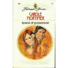 book cover of   Brand of Possession