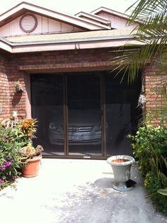 Genial Single Car Garage Door Screen With Regard To Provide Home |  Http://voteno123.com | Pinterest