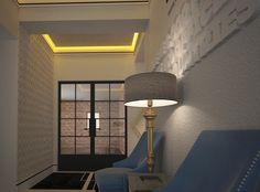 Interior Designer, Simona Rizzi Offices project in Bucharest, Romania #interiordesign #bucuresti #romania Romania, Sconces, Wall Lights, Interior Design, Projects, Home Decor, Nest Design, Log Projects, Chandeliers