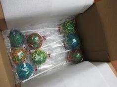 Cake Pop Princess: How to ship / post cake pops (the Cake Pop Princess way)