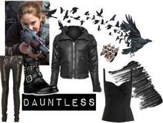 Tris Divergent Costume and Makeup