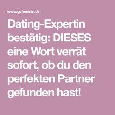 Dating-Expertin bestätig: DIESES eine Wort verrät sofort, ob du den perfekten Partner gefunden hast!