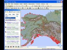 Raster Analysis of Elevation Rasters in ArcMap