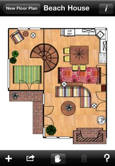 Home Design Room Layout Tool $2.99