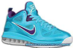 "Nike LeBron 9 Low ""Turquoise Blue"