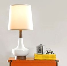 American-made Lamp from Caravan Pacific Lighting