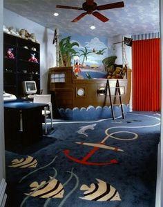 10 best kody s pirate room images kids room bedroom themes child rh pinterest com