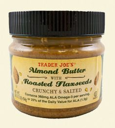I've tasted a lot of different brands of almond butter. This is, by far, my favorite.