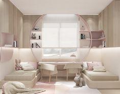 Kids Bedroom Designs, Room Design Bedroom, Room Interior Design, Luxury Homes Interior, Kids Room Design, Home Room Design, Home Decor Bedroom, Furniture Design, Luxury Kids Bedroom
