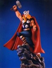 The almighty THOR! Awesome mini statue by Bowen.