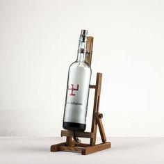Wine Bottle Lamp by John Meng:  Art is Religion