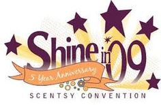 2009 Scentsy Convention in Salt Lake City, Utah - the 5 Year Anniversary