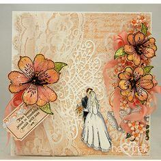 Wedding Lilies #Heartfelt Creations