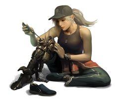 Fantastic Non-SR Shadowrunesque Art Thread