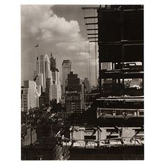 From An American Place, Looking North probably 1932 Alfred Stieglitz (American, Straight Photography, New York Photography, Alfred Stieglitz, New York Galleries, Lake George, Art Institute Of Chicago, Museum Of Fine Arts, Black And White Photography, Skyscraper
