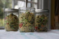 Jar and other easy meals on Pinterest | Mason Jar Meals, Mason Jars ...