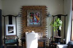 Hanging - Rima Designs:Detroit Kalamazoo Chicago Designer