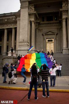 Gay Pride Parade, Lima Peru 2011