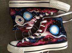192ac7b771f8de Image result for galaxy converse Galaxy Converse