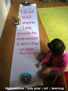 NurtureStore is a site packed full of ideas for kids' play, creativity and learning. Follow their boards!