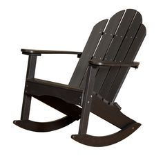 And oooh the colors you'll see! Made In The Shade Hammocks - Weather Resistant Adirondack Rocking Chair , $299.00 (http://www.madeintheshadehammocks.com/weather-resistant-adirondack-rocking-chair/) #outdoorrockingchair